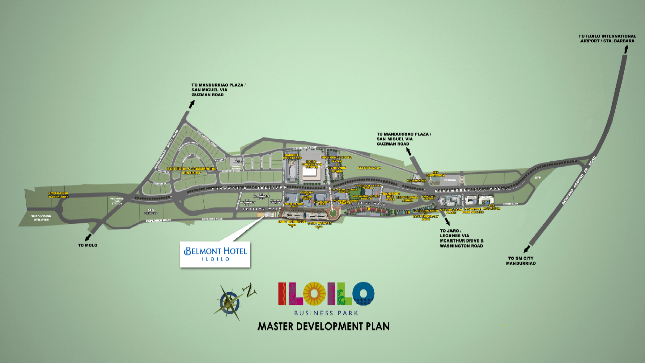 Master Development Plan