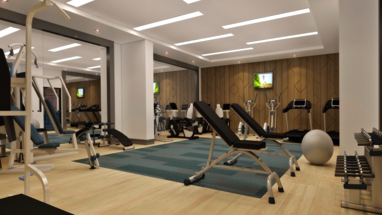 Grand Westside Hotel Fitness Gym