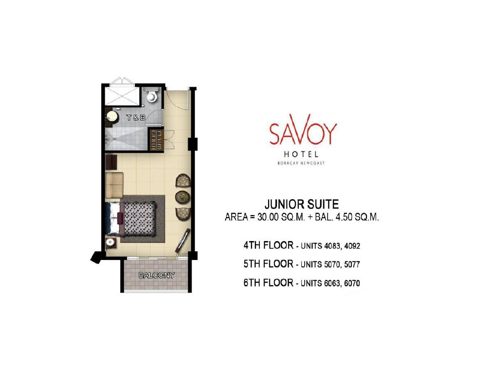 Savoy Hotel Boracay Newcoast Junior Suite 30sqm 3