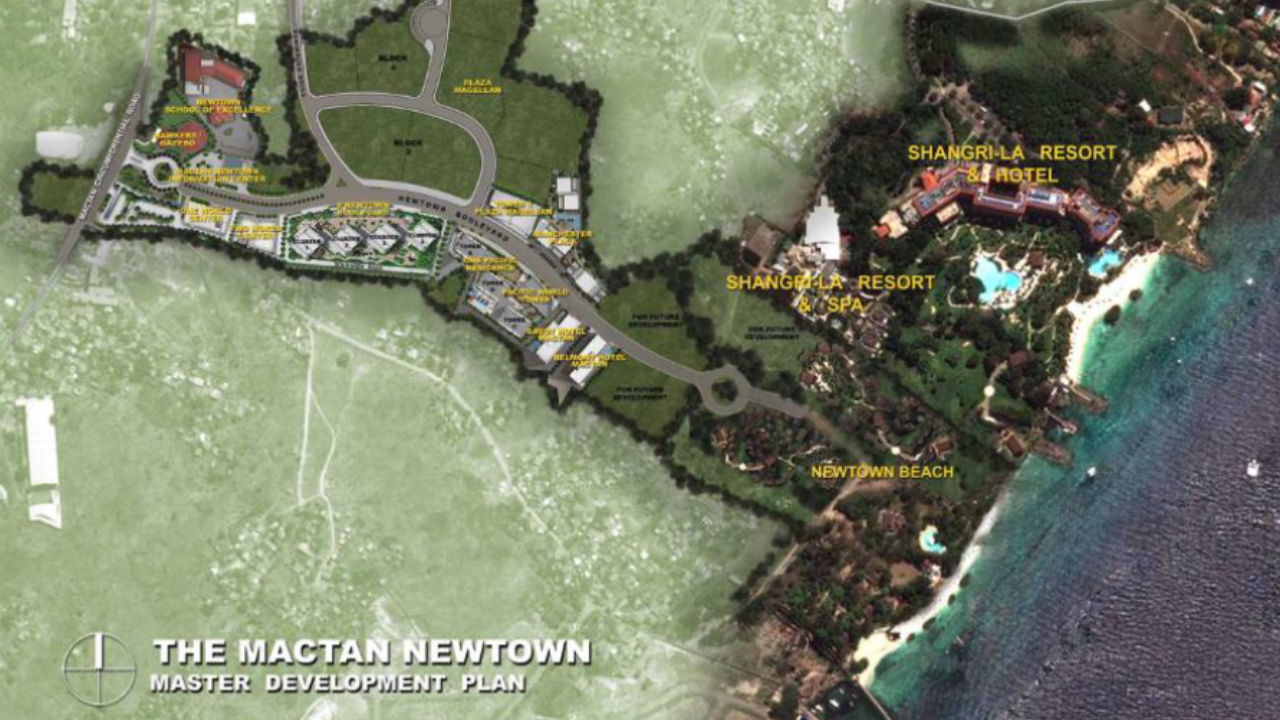 Savoy Hotel Mactan Newtown Master Development Plan