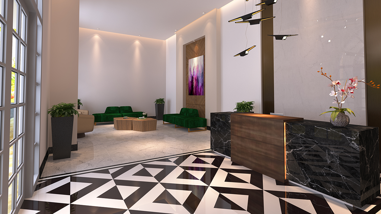 Chelsea Parkplace Lobby 2