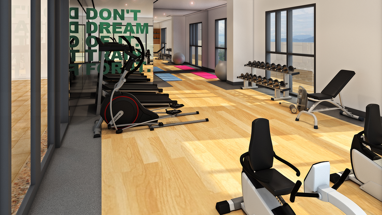 Chelsea Parkplace Gym