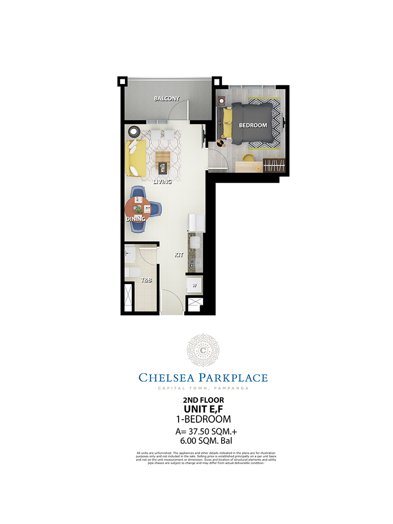 Chelsea Parkplace Unit E,F 2nd Floor