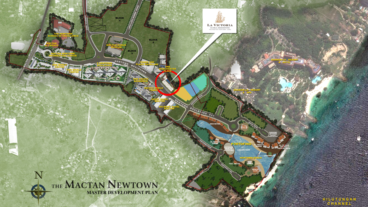 La Victoria Global Residences Master Development Plan