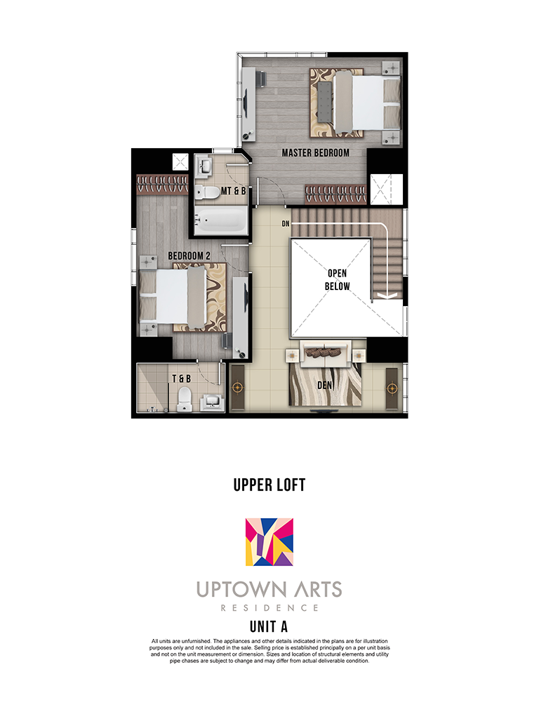Uptown Arts Unit A Upper Loft
