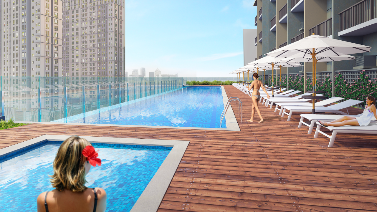 Vion Tower Pool 2