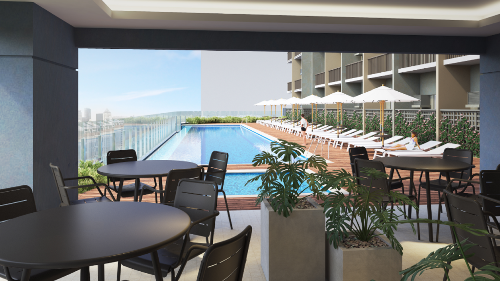 Vion Tower Pool 4