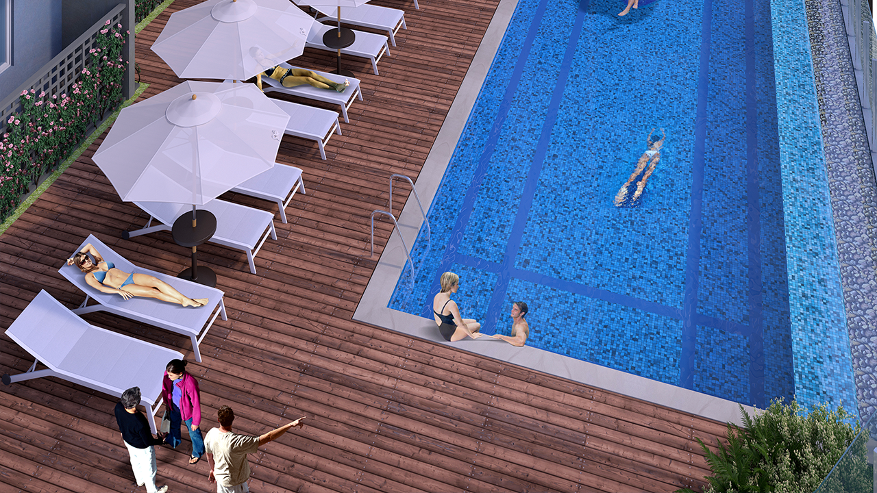 Vion Tower Pool 5