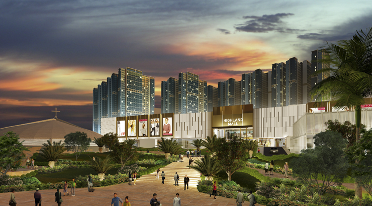 Megaworld, Empire East to build P20-B township in Cainta, Rizal