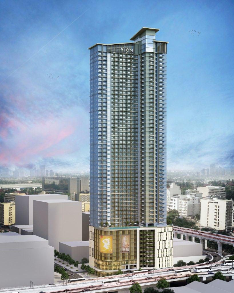 Vion Tower Makati Perspective