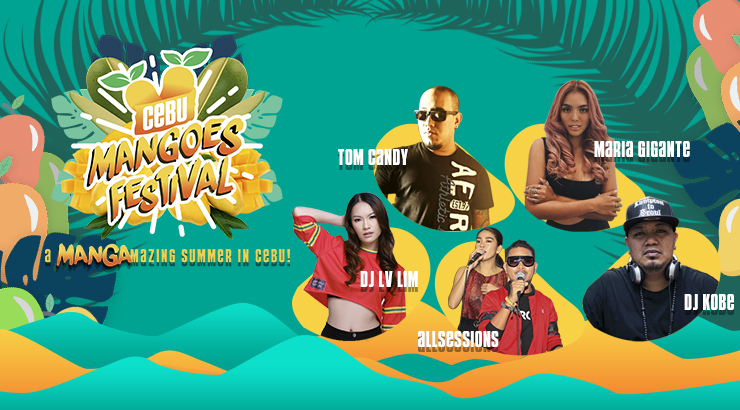 List of Events and Activities at the Cebu Mangoes Festival 2019