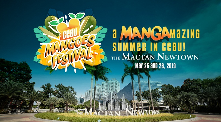 Celebrate a MANGAmazing weekend at the 'Cebu Mangoes Festival'