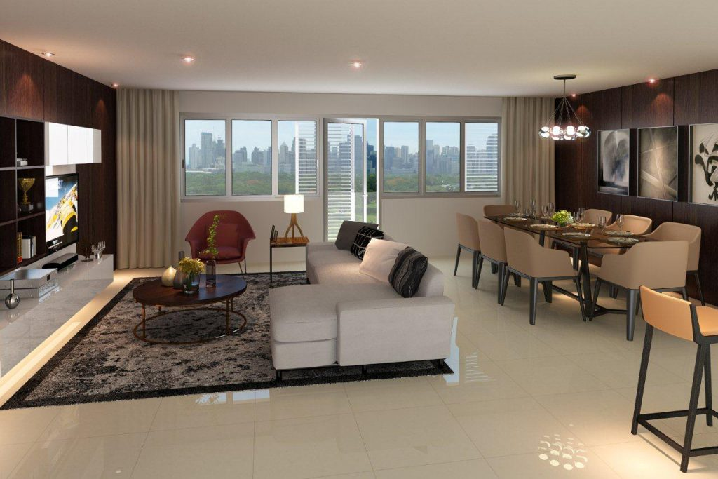 Park Mckinley West 4br With Dining