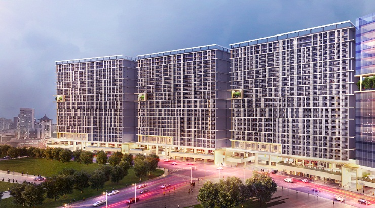 Megaworld to build third tower for Park McKinley West