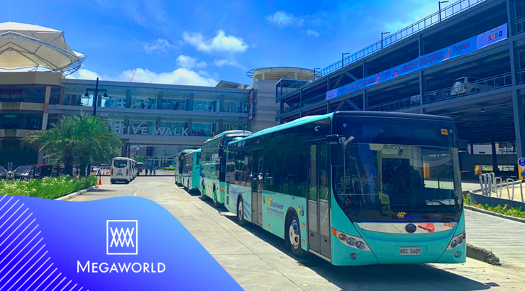 Western Visayas' first premium P2P bus services to be launched in Iloilo Business Park