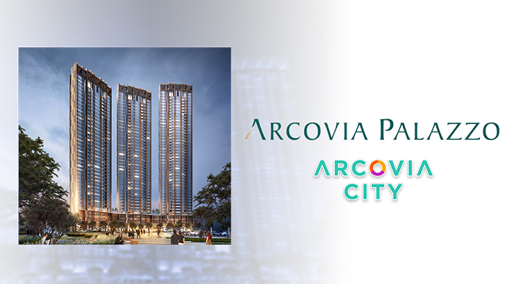 Megaworld to add three residential towers in Arcovia City