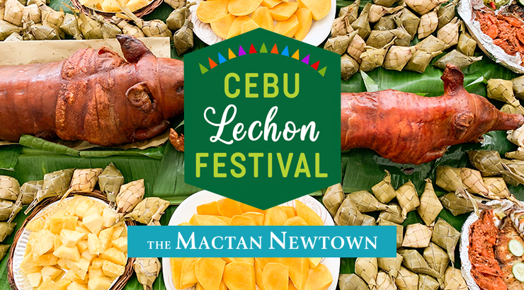 Cebu's homegrown lechon-makers to gather in this year's Cebu Lechon Festival at The Mactan Newtown