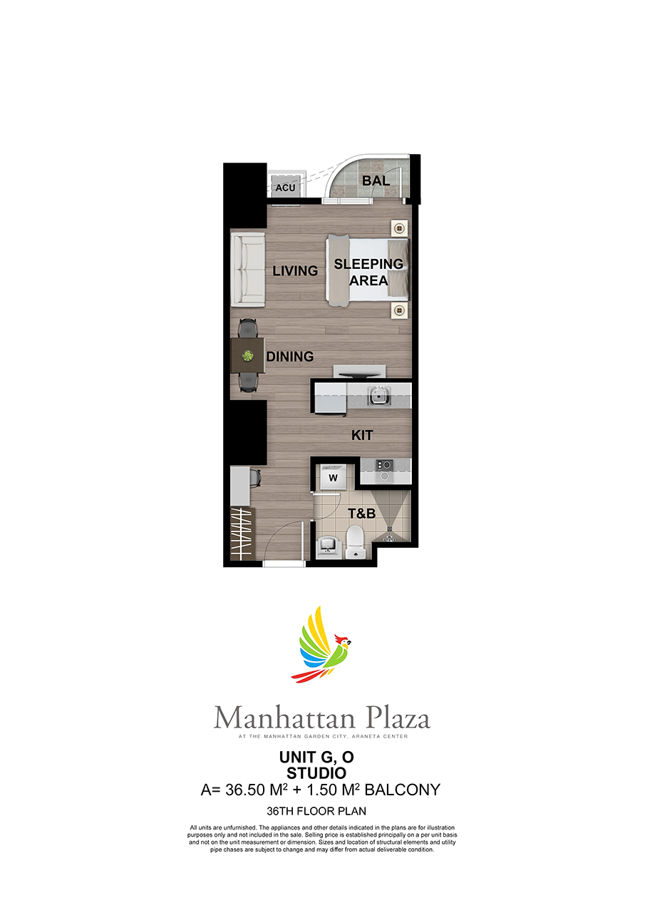 Manhattan Plaza Tower 2 36th Floor Unit 4