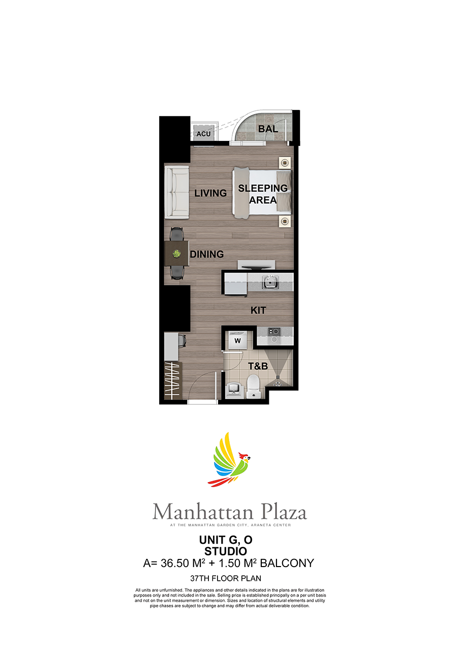Manhattan Plaza Tower 2 37th Floor Unit 4
