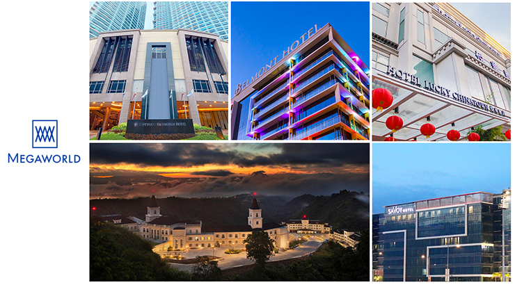 Megaworld Hotels Collage