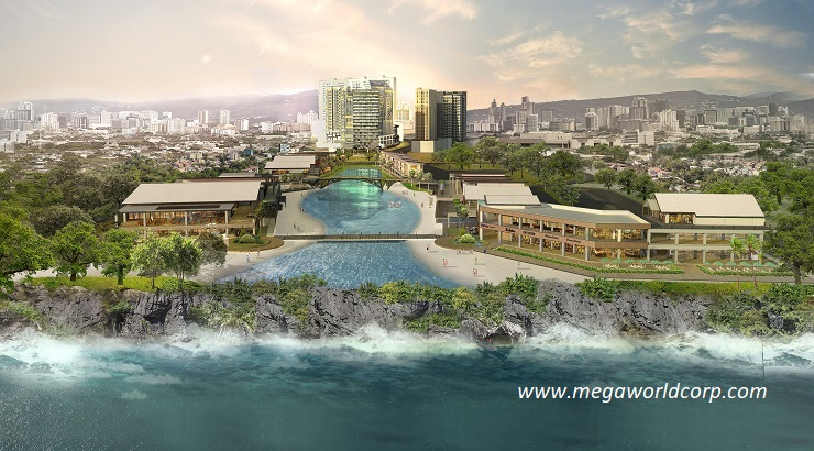 Megaworld to build P1.5-B 'Beach Mall' in Mactan Newtown