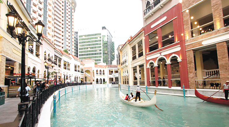 McKinley Hill has grown into Metro Manila's 'most diverse' community