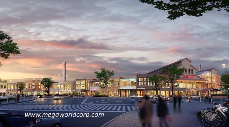 Megaworld to build P1.8-B mall in Capital Town Pampanga