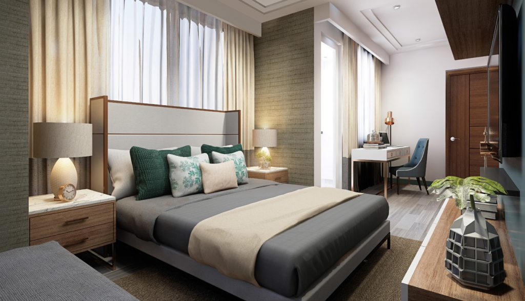 The Pearl Global Residences 1br