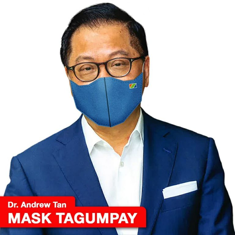 Dr Andrew Tan Mask United